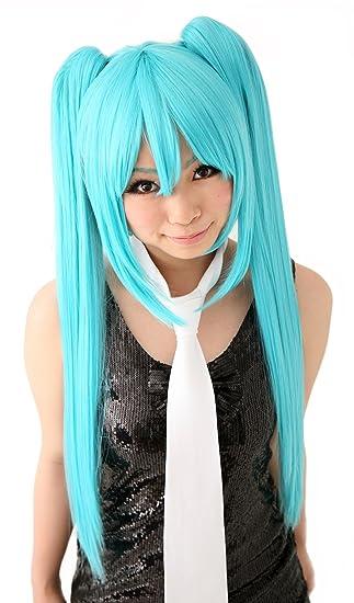 Hatsune Miku Pigtails Mint Costume Wig [JAPAN] [Toy] (japan ...