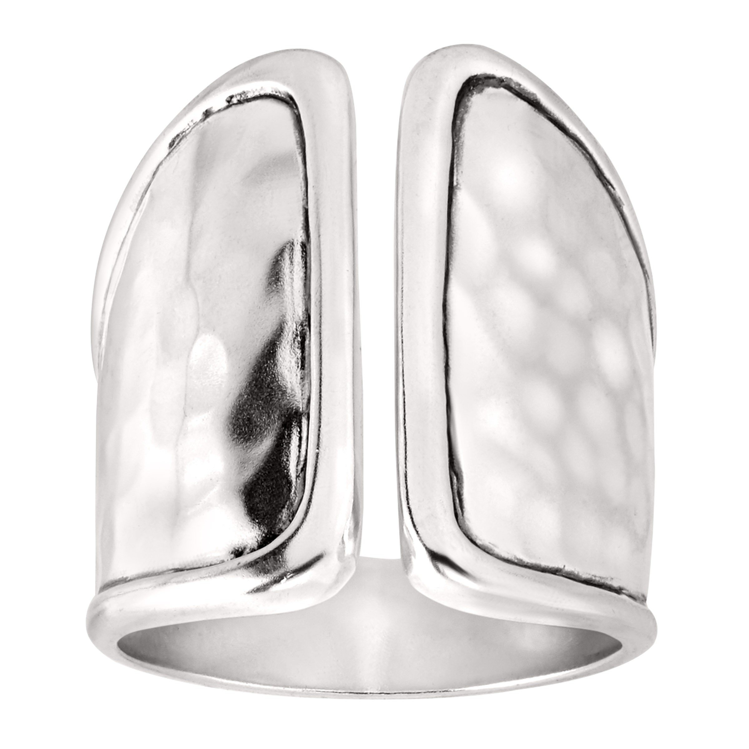 Silpada 'Divide' Sterling Silver Ring, Size 6