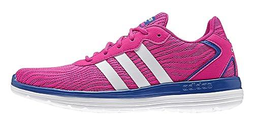 adidas Cloudfoam Speed W, Zapatillas de Deporte para Mujer, Rosa/Blanco (Rosimp
