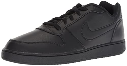 Nike Men s Ebernon Low Black Sneakers(AQ1775-003)  Buy Online at Low Prices  in India - Amazon.in 681a4c7eb1