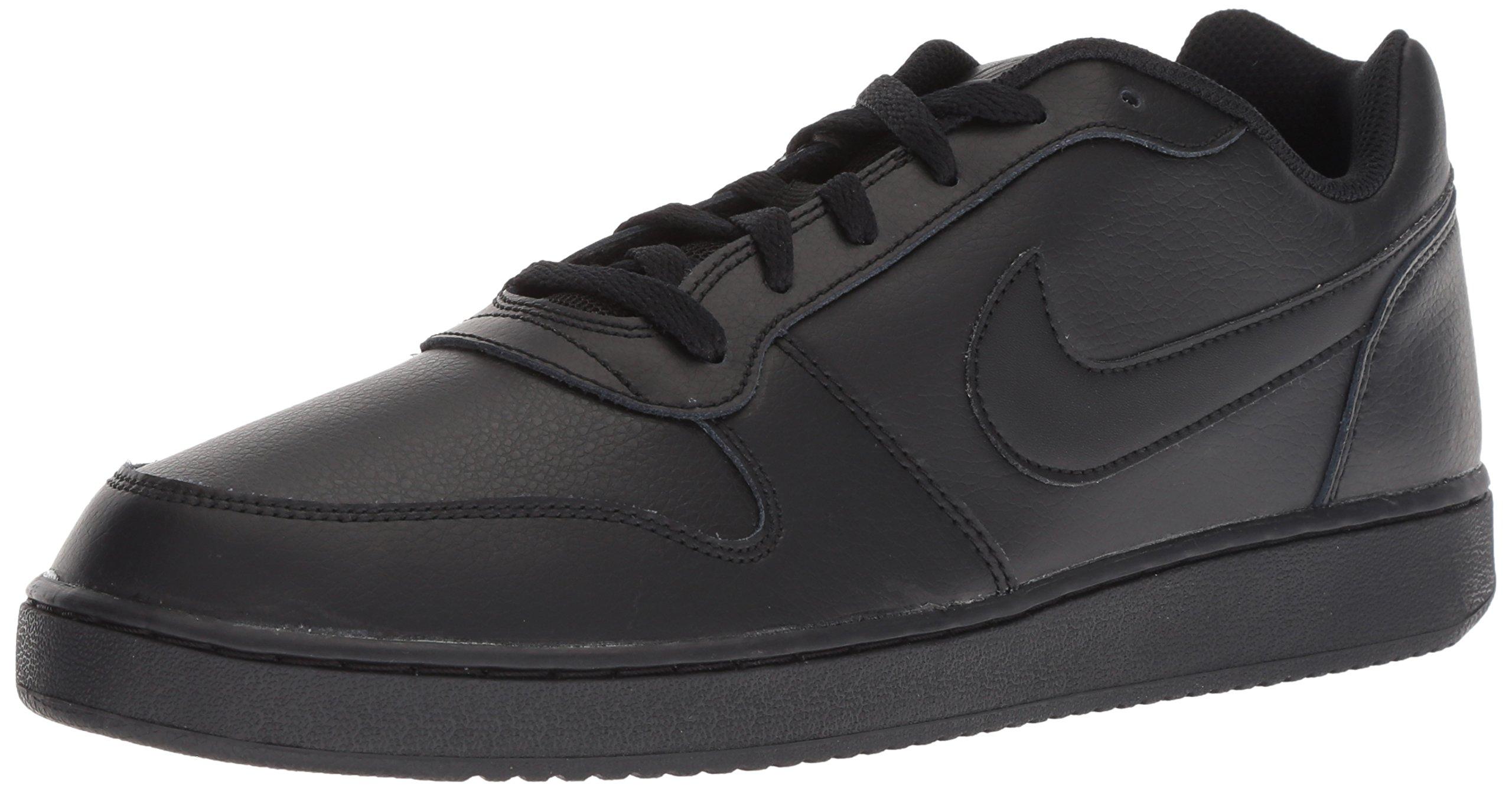 hot sale online 6ba16 ce8df Galleon - NIKE Mens Ebernon Low Basketball Shoe, Black, 7 Re