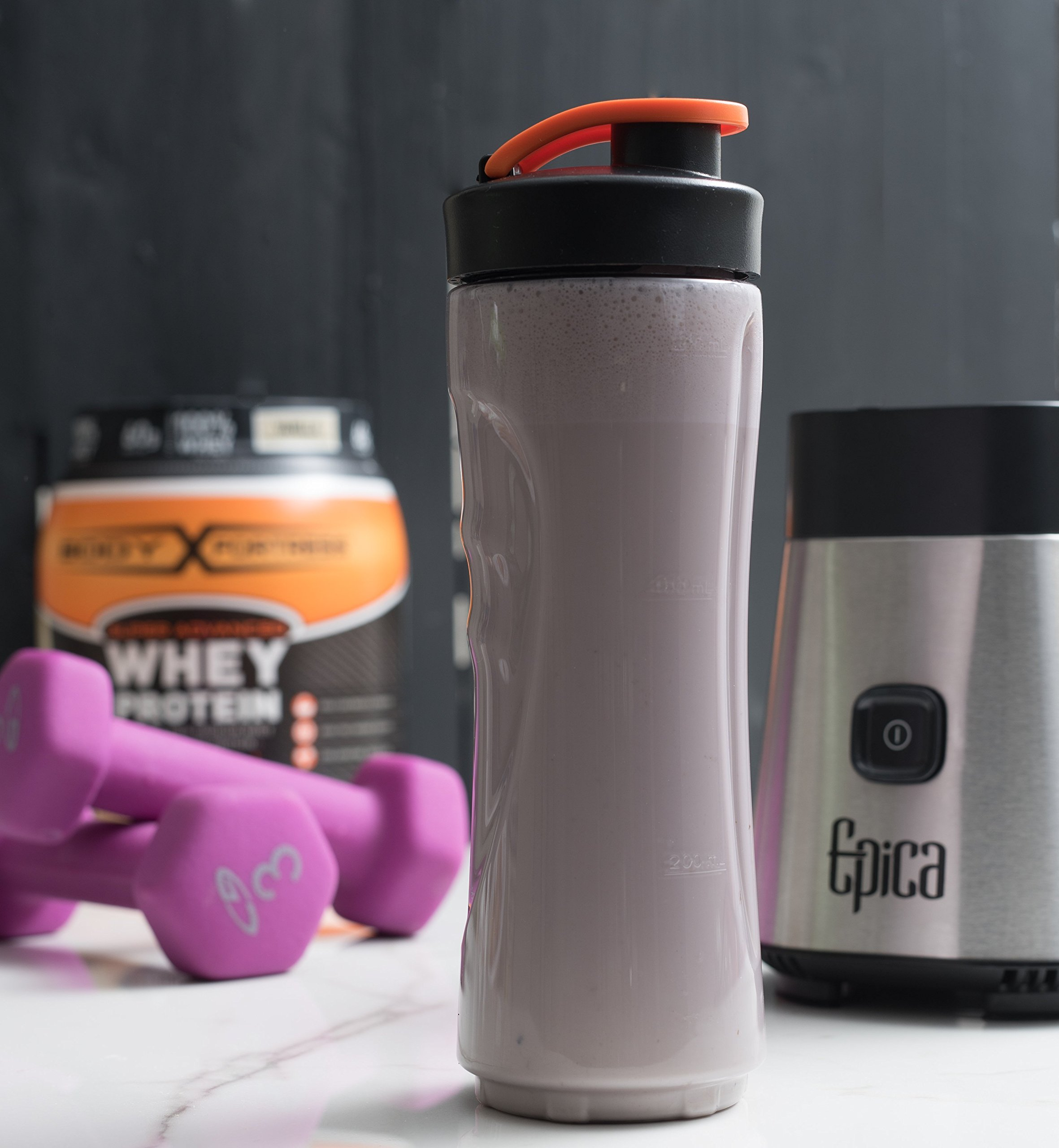 Epica Personal Blender with Take-Along Bottle by Epica (Image #4)
