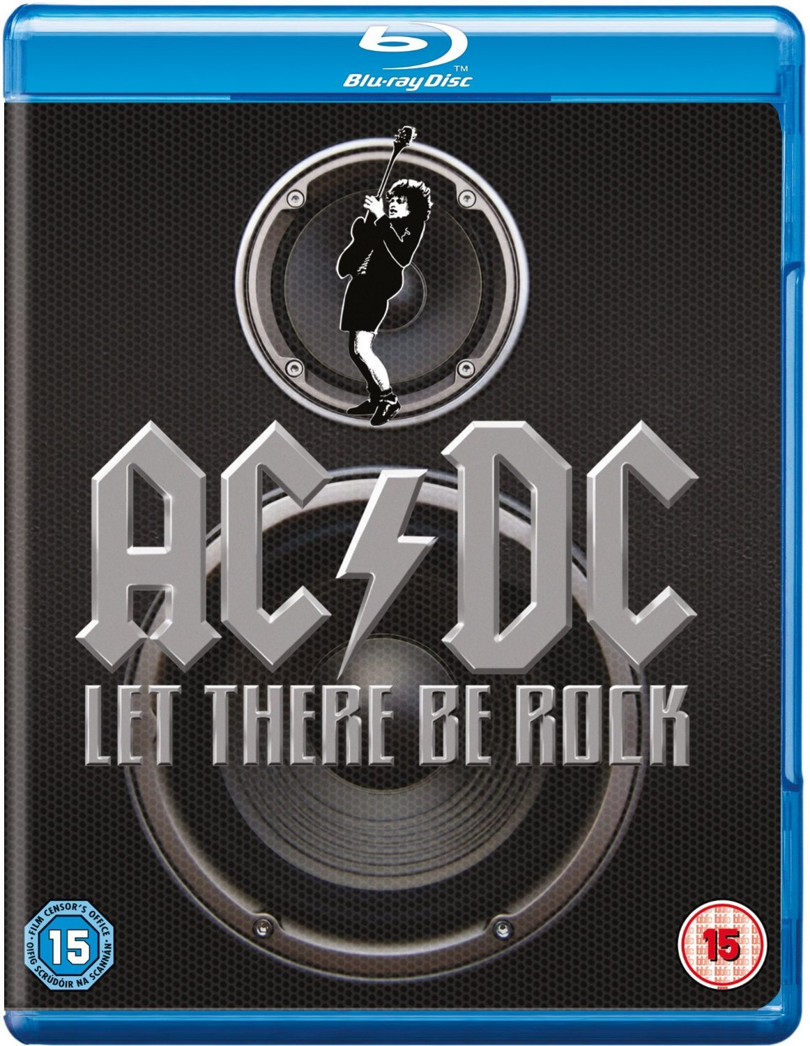 Amazon.com: Ac / Dc - Let There Be Rock [BLU-RAY]: Angus Young, Eric ...