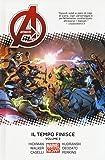 Il tempo finisce. Avengers: 2