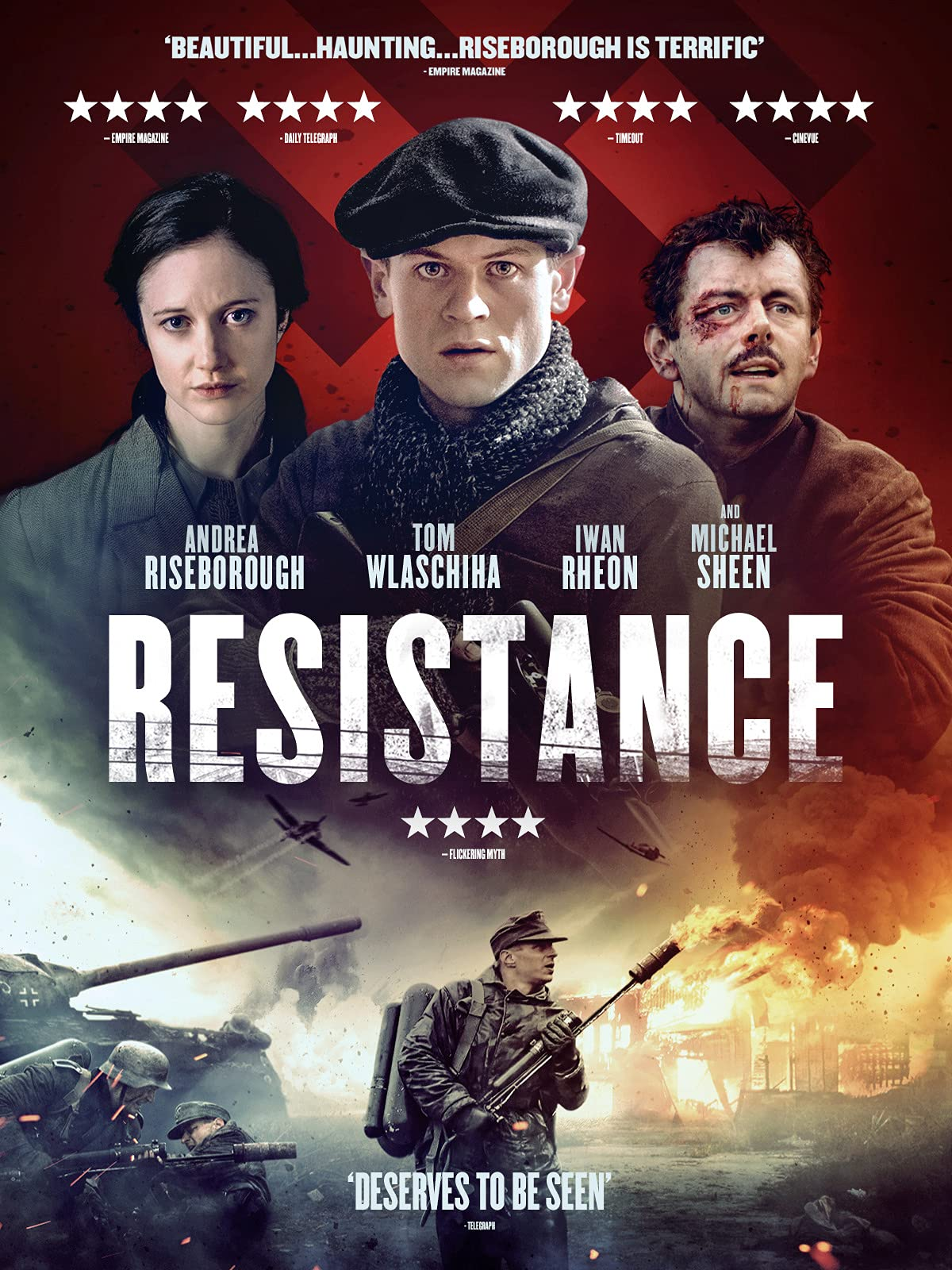 Resistance on Amazon Prime Video UK
