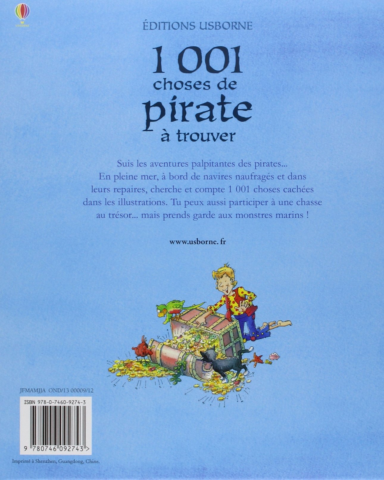 Amazon.fr - 1001 PIRATES A TROUVER - Rob llyod Jones, Teri Gower, Stephanie  Serazin - Livres
