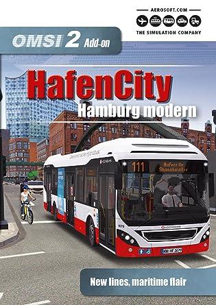 OMSI 2 Add-On HafenCity - Hamburg modern [PC Code - Steam]: Amazon