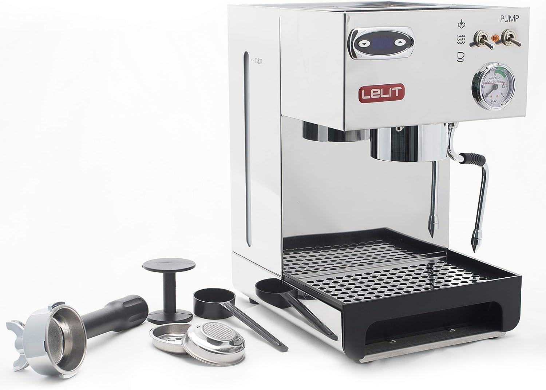 Lelit PL41TEM Anna, Máquina de Espresso Semiprofesional – PID ...