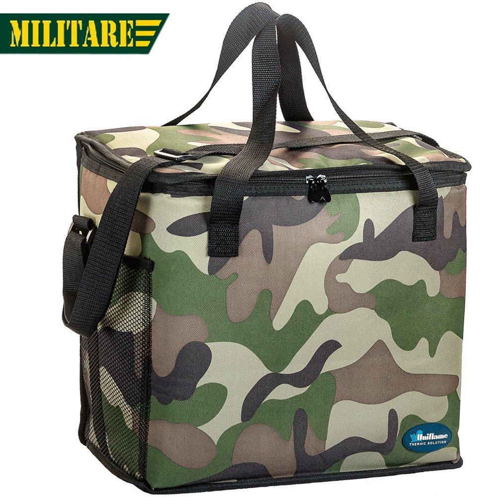 FLA Multicolore UNIFLAME SRL 123 - L.Militare Borsa Termica 22lt 025173 22 Litri