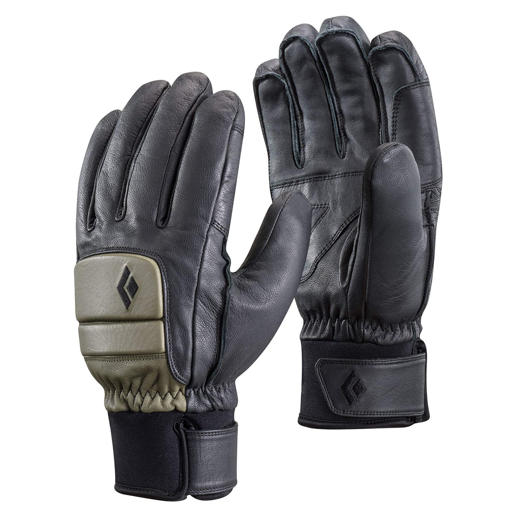 Black Diamond Spark Gloves Burnt Olive L by Black Diamond (Image #1)