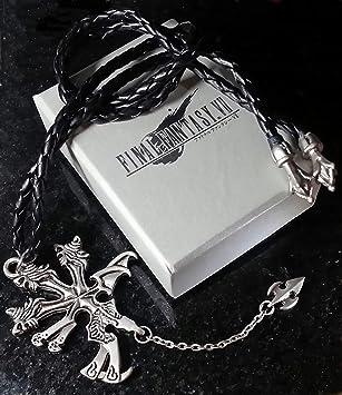 Final Fantasy VII Collar Vincent | FF7 Cosplay Dissidia ...
