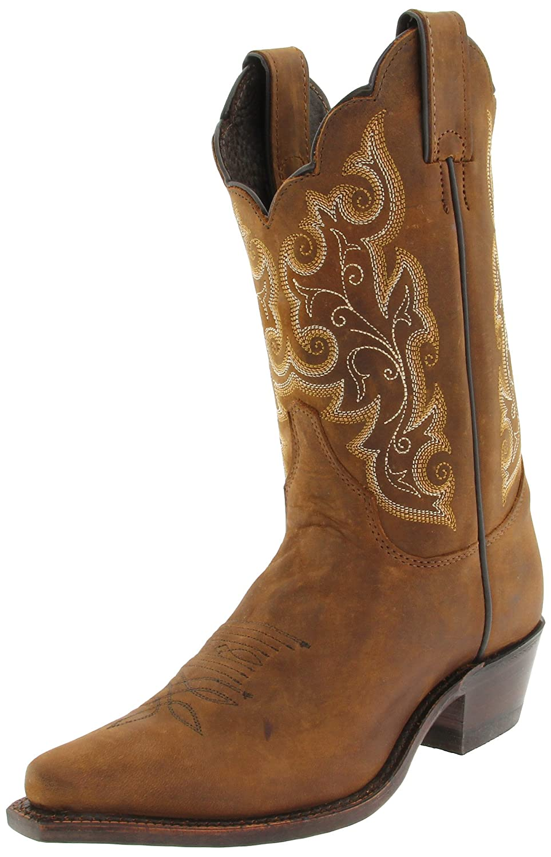 Justin Boots Women's Classics-L4933 Boot B004NR0664 8 B(M) US|Bay Apache