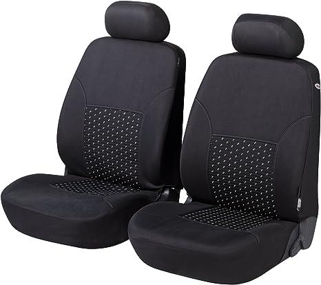 Autositzbezüge Renault Clio Universal Grau Sitzbezüge Schonbezüge Bezug Set PKW