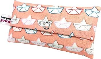 Taschentücher Tasche Papierboot Design Adventskalender Befüllung Wichtelgeschenk Mitbringsel Give Away Mitarbeiter Weihnachten Abschied Geschenk