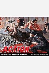 Pollen's Action: The Art of Samson Pollen (Men's Adventure Library) Hardcover
