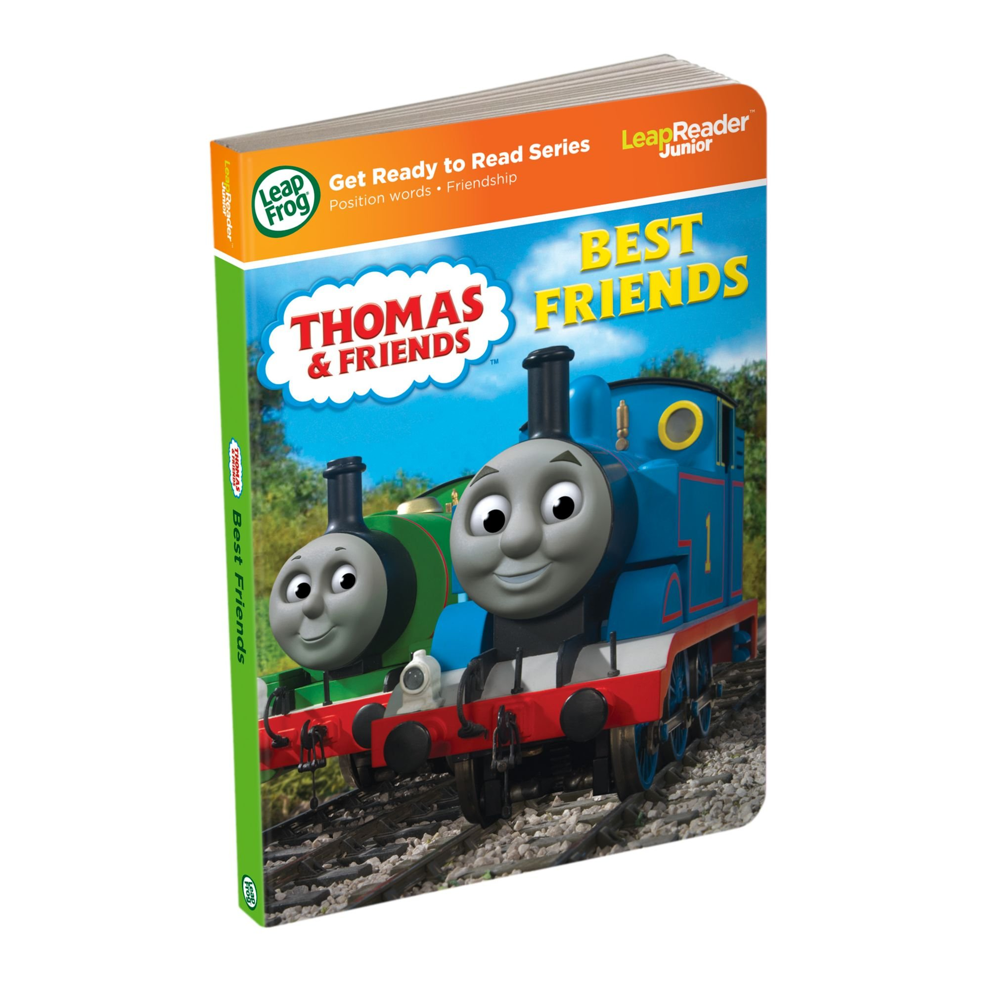 LeapFrog LeapReader Junior Book: Thomas & Friends: Best Friends (works with Tag Junior) by LeapFrog