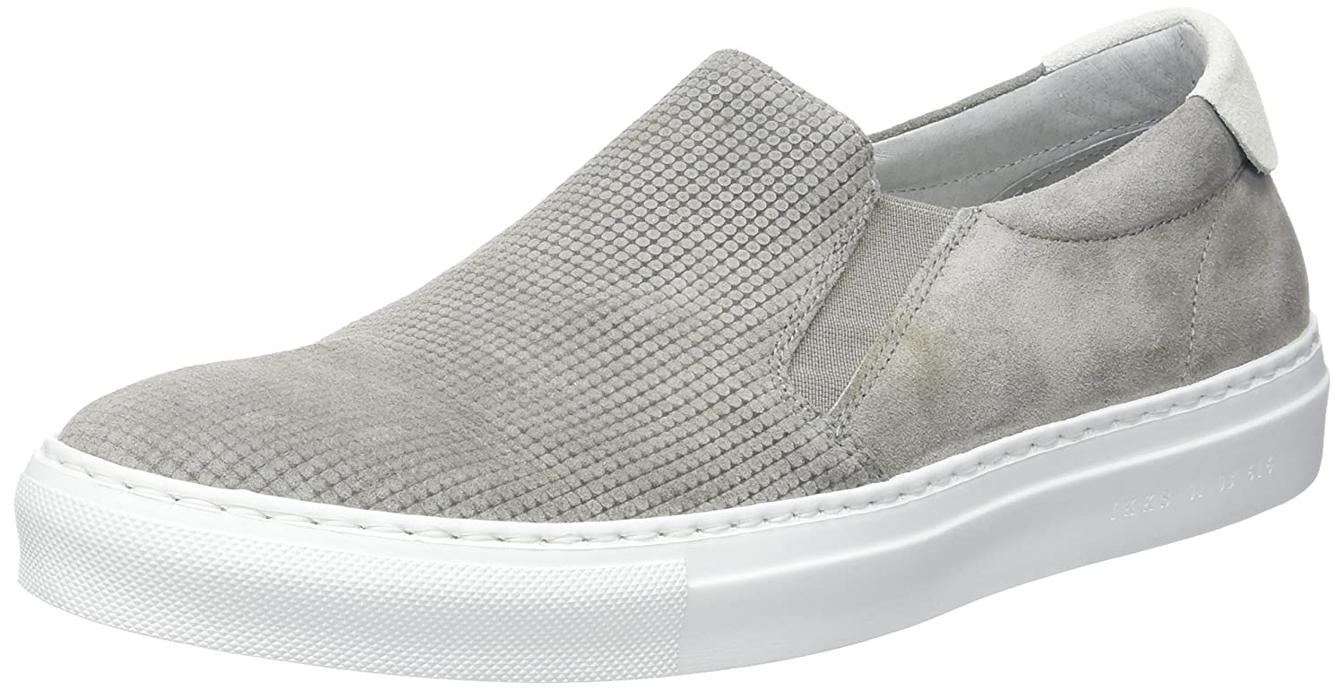 IKKS Grey Slip-On, Mocasines para Hombre