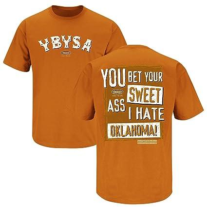 d926d627896 Amazon.com   Smack Apparel Texas Football Fans. YBYSA. You Bet Your ...