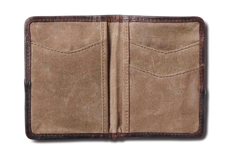 RANGER BROWN Roland Sands Design Mens Torrance Wallet