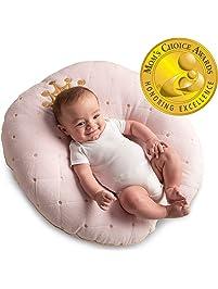 Boppy Preferred Newborn Lounger, Pink Princess