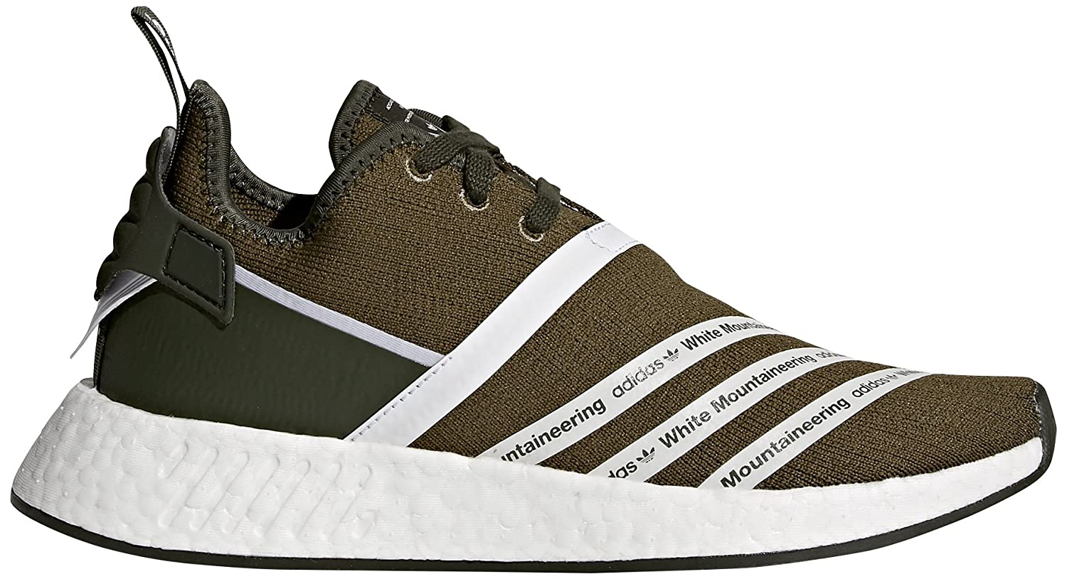 meet a9099 b2ed7 Amazon.com   adidas Originals Men s Wm NMD R2 Pk Sneaker   Fashion Sneakers