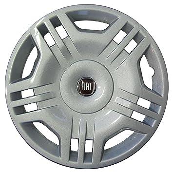 Embellecedores tapacubos Copa rueda Fiat punto tapacubos 14 pulgadas: Amazon.es: Coche y moto