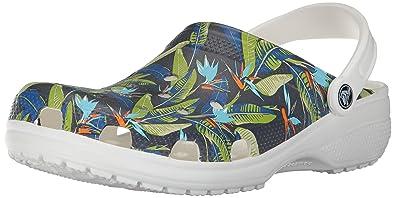 e18a70c23386a2 Crocs Unisex Adults  Clssctropicsclg Clogs  Amazon.co.uk  Shoes   Bags