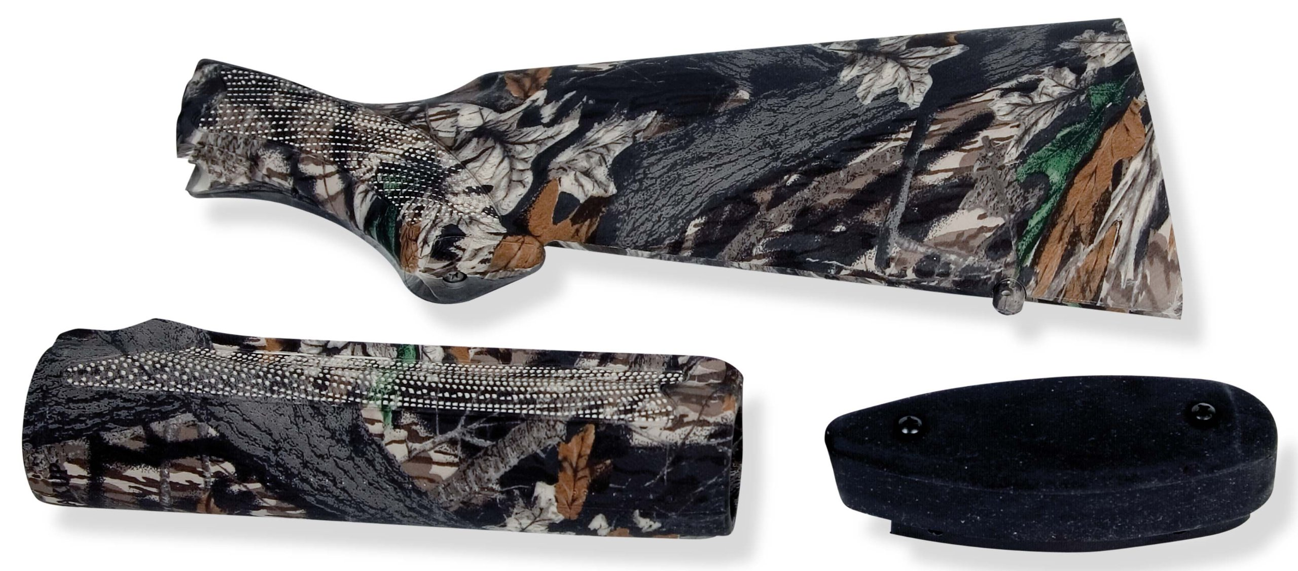 Champion Traps and Targets Mossberg 500 Stock, Mossy Oak