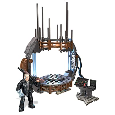 Mega Bloks Genisys Time Machine: Toys & Games