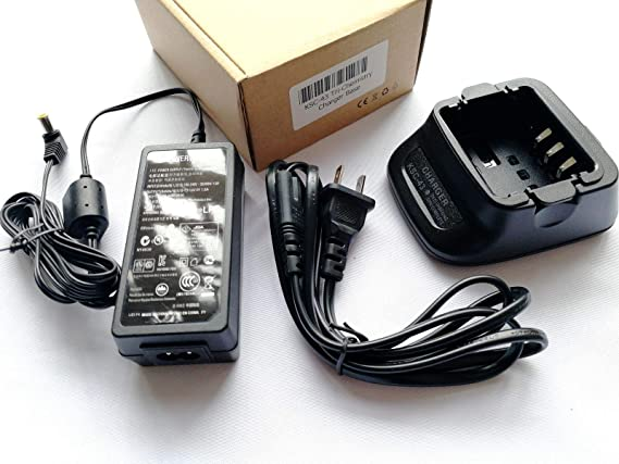 KSC-35 Rapid Charger for KENWOOD TK3400 TK3302 TK3312 TK3402 Handheld