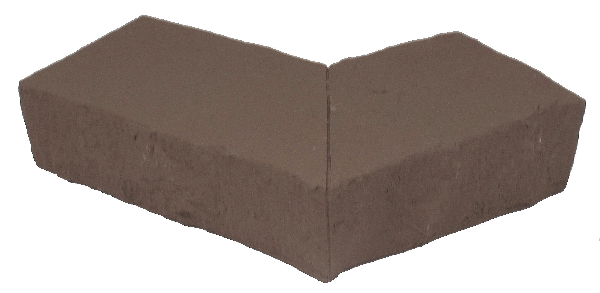 NextStone Sandstone Ledger Outside Corner Brown by NextStone