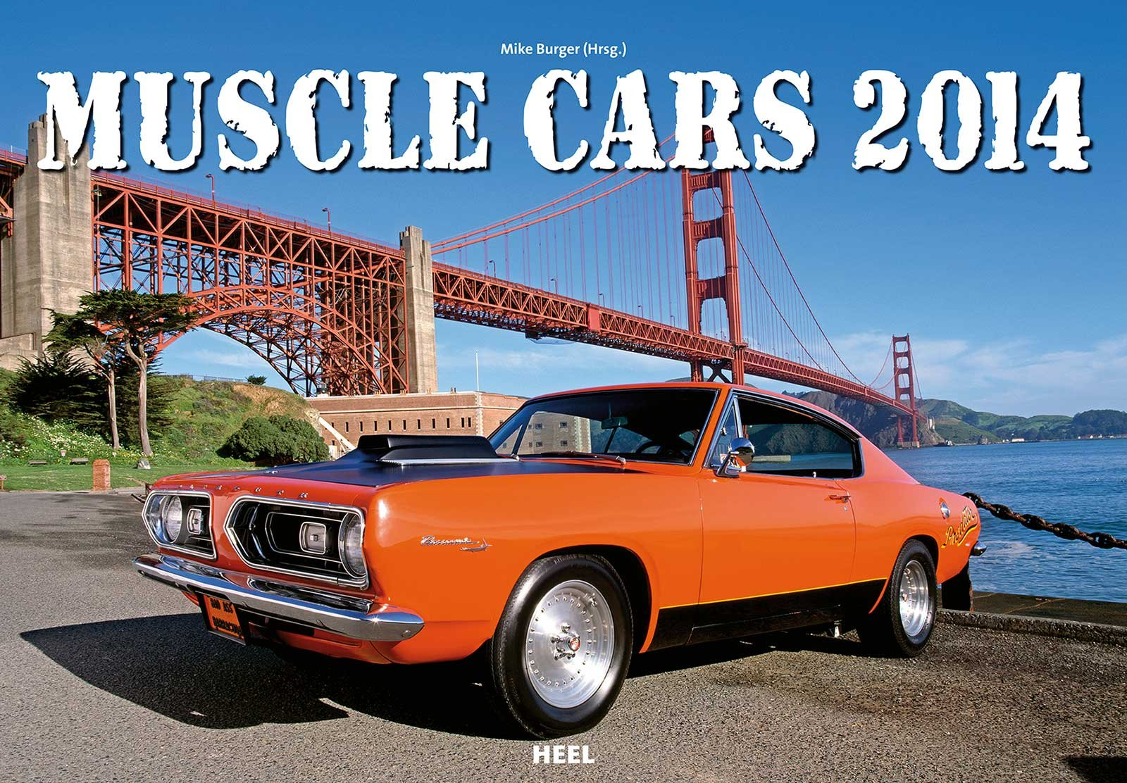 Muscle Cars 2014