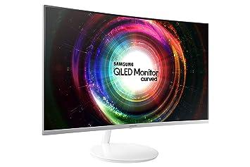 Samsung Curved Monitor C27H711 Monitor Weiß: Amazon.de: Computer ...