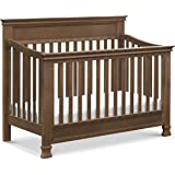 Million Dollar Baby Classic Foothill 4-in-1 Convertible Crib in Mocha, Greenguard Gold Certified