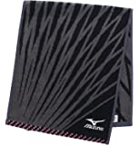 フェイスタオル ミズノ H8002 ブラック 約34×80cm FH800230