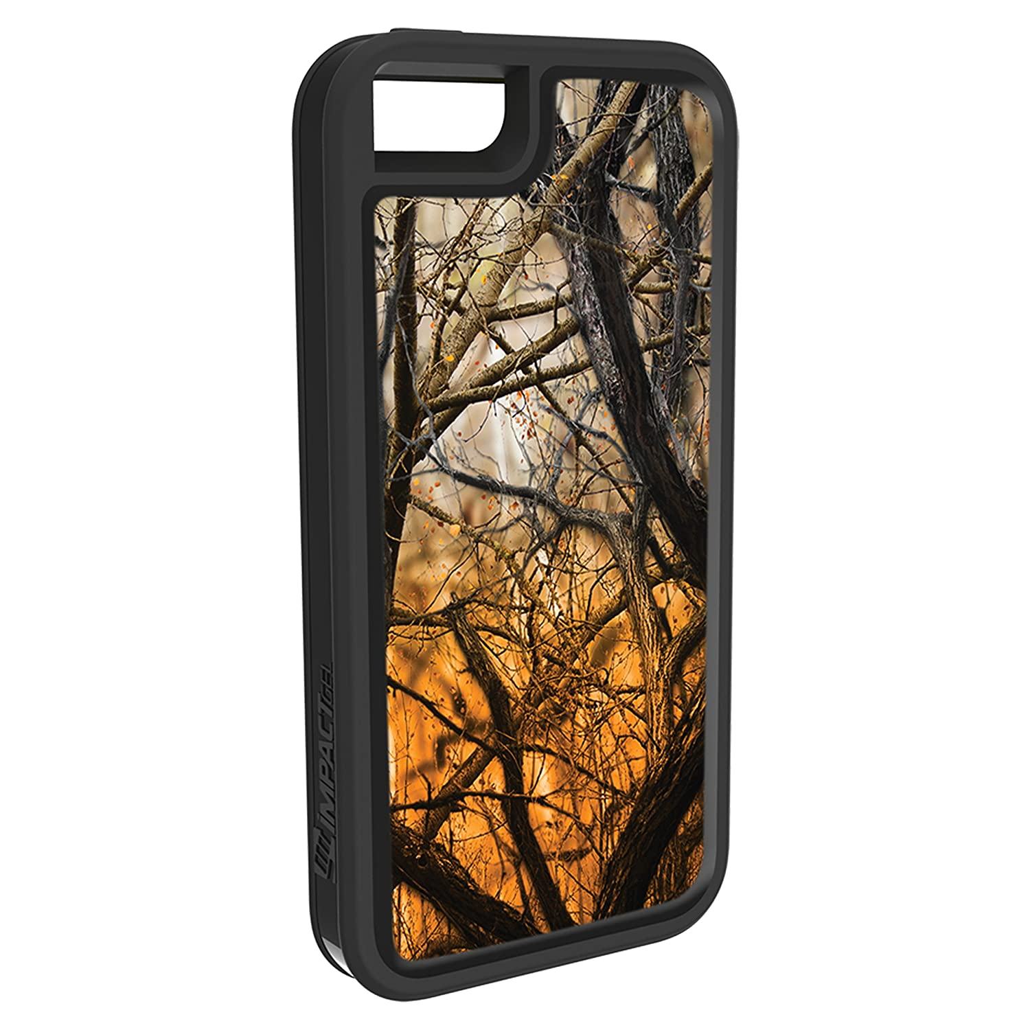 the latest 9a2d0 64938 Impact Gel Xtreme Armour I5-SMCA-325 Phone Case for iPhone 5/5S Single Mold  Color, Camouflage