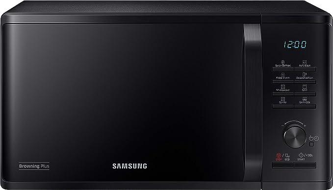 Samsung - Microondas (48,9 cm) Negro: Amazon.es: Grandes ...