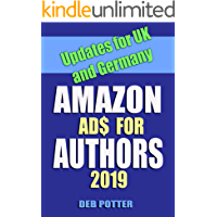 Amazon Advertising for Authors - Updates for UK and Germany