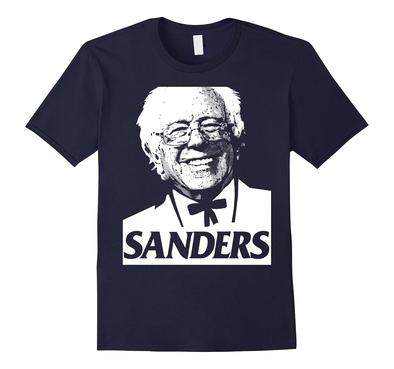 Colonel Sanders Bernie Feel The Bern 2016 Funny T-Shirt-TH