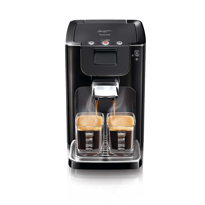 Philips Senseo Quadrante Kaffeepadmaschine HD7868//20 Grau NEU XL-Wassertank