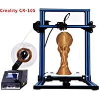 CREALITY CR-10S DIY 3D PRINTER KIT (300*300*400MM) (DUAL Z UPGRADED EDITION)