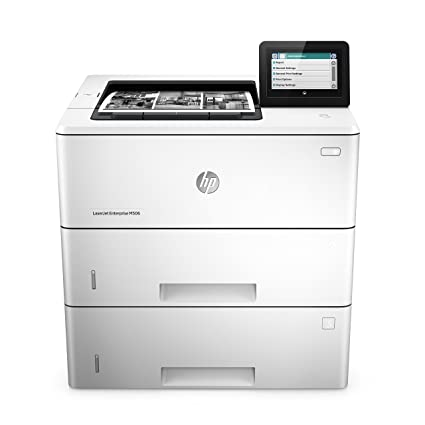 Hp Enterprise M506X - Impresora laser monocromo: Amazon.es ...