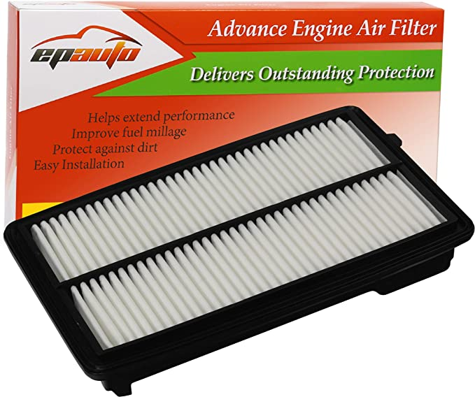 iFJF CA11476 Rigid Panel Engine Air Filter for Acura TLX 2015-2019 Honda Accord 2013-2017 L4 2.4L Provide Extra Guard 17220-5A2-A00