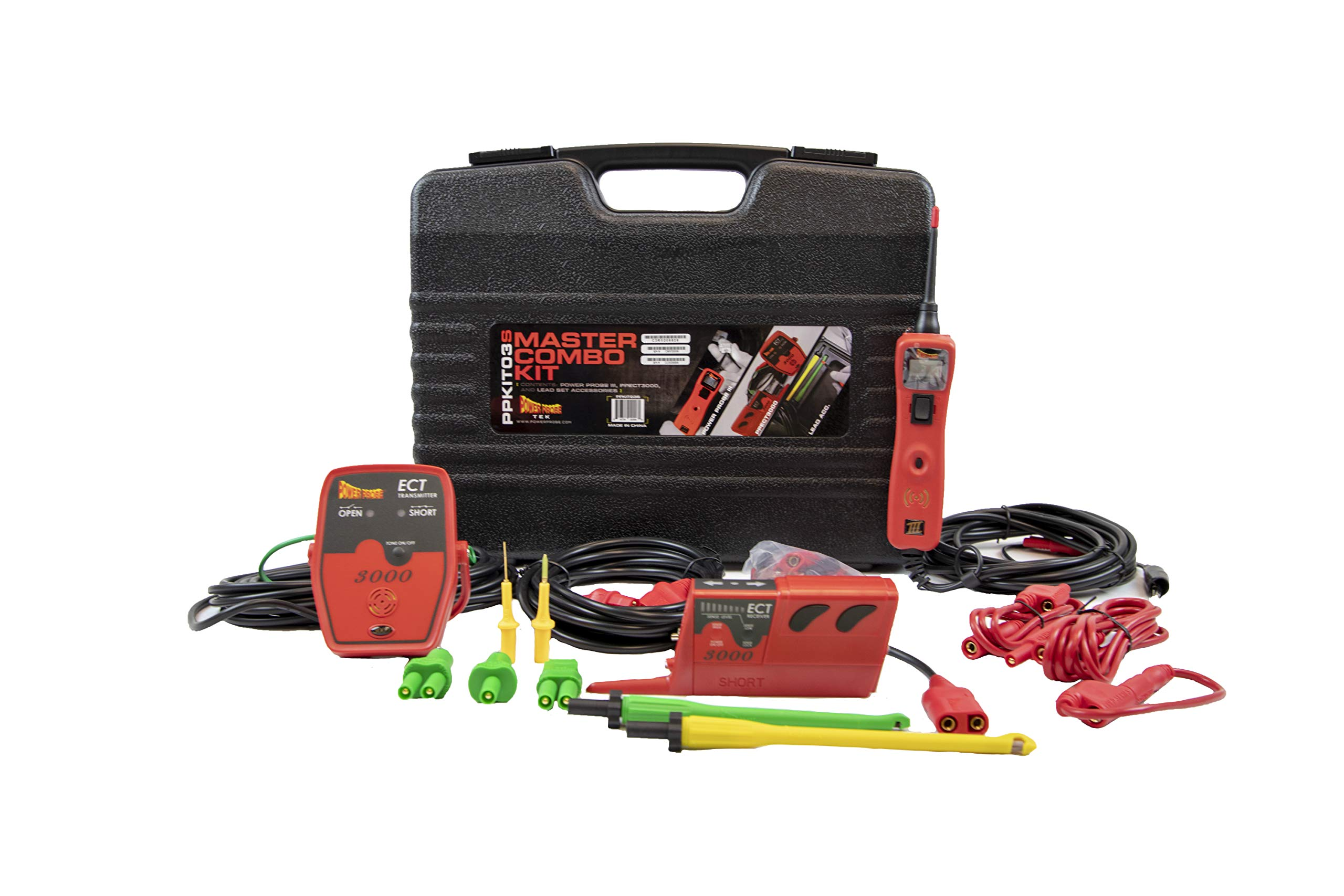 Diesel Laptops Power Probe 3 (III) Master Combo Kit with 12-Months of Truck Fault Codes by Diesel Laptops (Image #8)