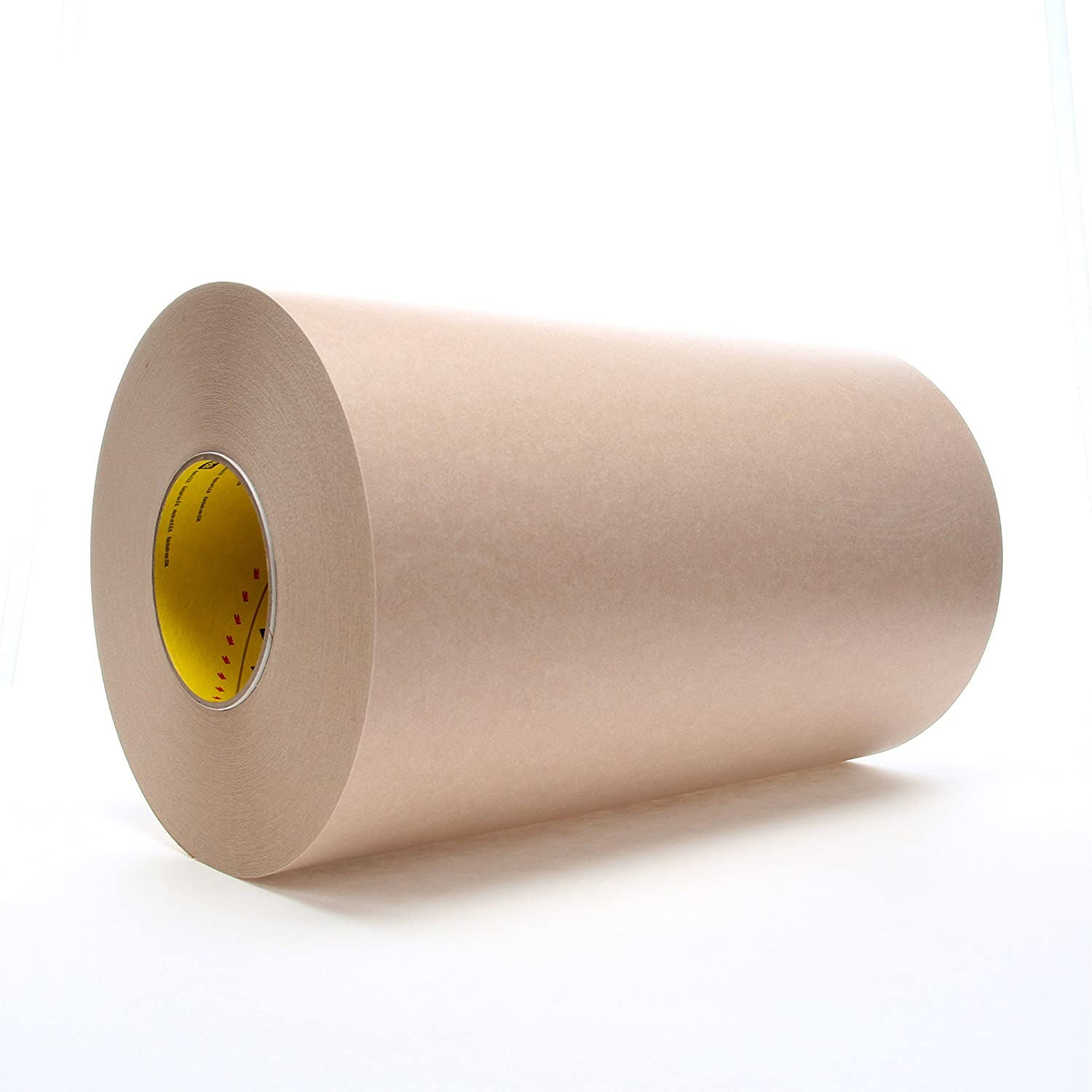 Image of 3M 16941-case Protective Tape 346 1 in x 60 yd 16.7 mil, 346, Flat Paper Stock, Tan (Pack of 36) First Aid Tape