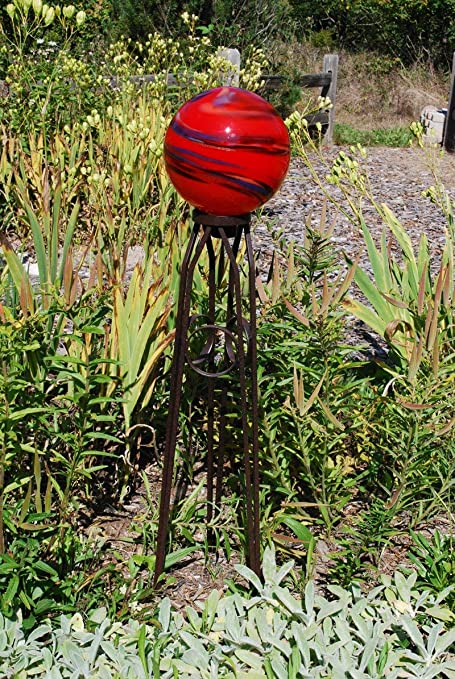 Echo Valley 4059 Three Ringed Gazing Globe Stand for 10-12 Globes