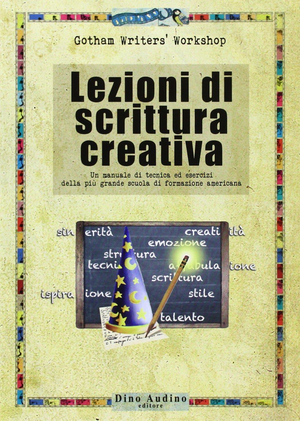 Favorito Amazon.it: Lezioni di scrittura creativa. Un manuale di tecnica ed  EM52