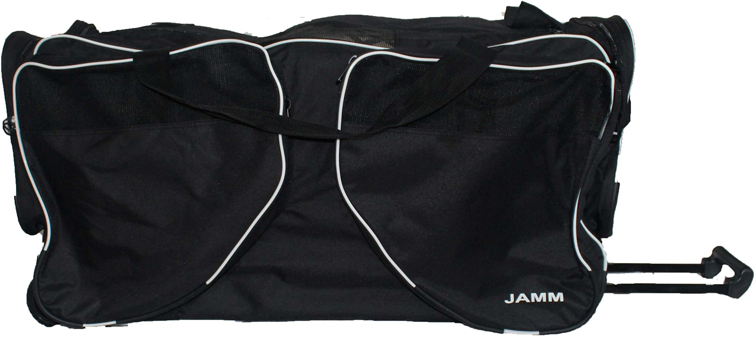 JAMM Junior Wheel Bag Black White