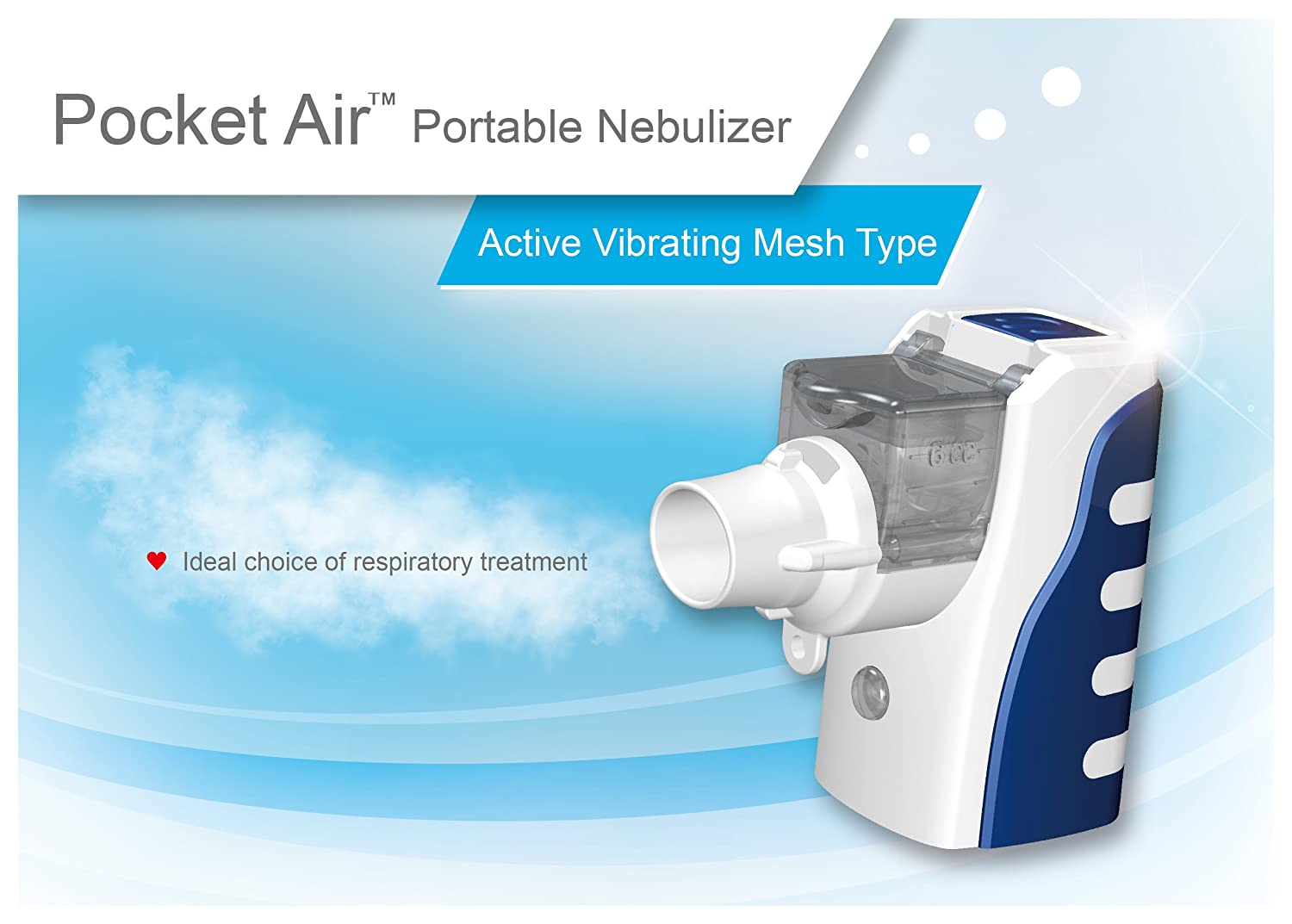 the best portable nebuliser from healthcare4all