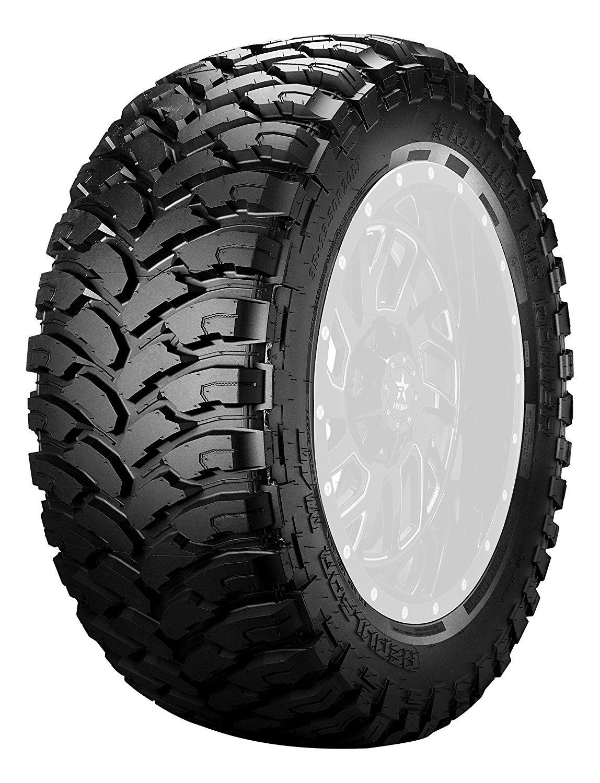 RBP Repulsor M/T Off Road All-Terrain Radial Tire - 35X12.50R20 121q